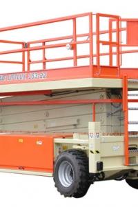 86' Liftlux Diesel Scissor Lift